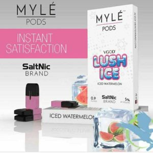 MYLE PODS: Best Lush Ice Vape Pods by MYLE