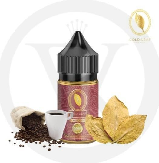 Gold leaf saltnic Emericano
