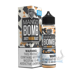 ICED MANGO BOMB BY VGOD E-LIQUID 60ML