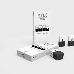 Myle Pod: Best Myle EMPTY PODS