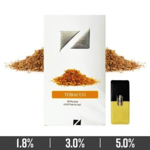 Tobacco Ziip Juul Pods Compatible in Dubai