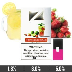 Ziip Pods Strawberry Lemonade for Juul Devices in Dubai