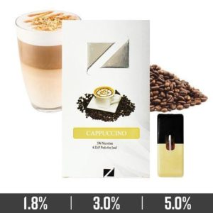 Best Cappuccino Ziip Pods (Juul Compatible) Dubai