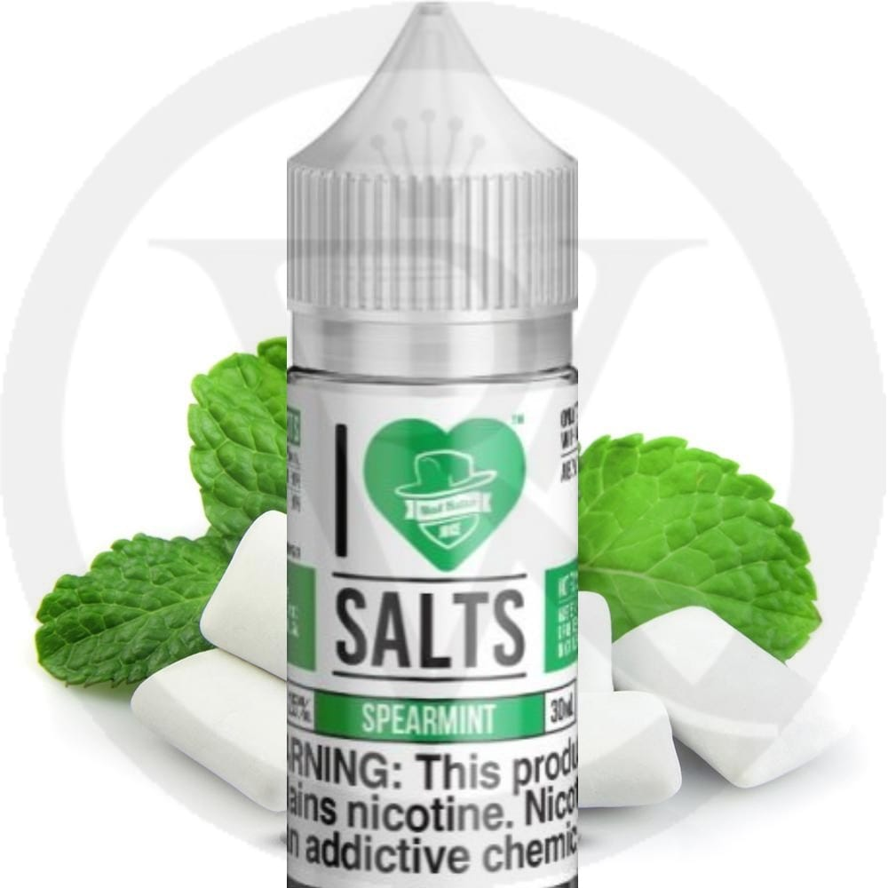 MAD HATTER I LOVE SALTS SPEARMINT