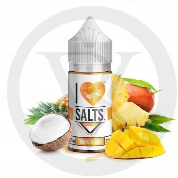 MAD HATTER I LOVE SALTS TROPIC MANGO