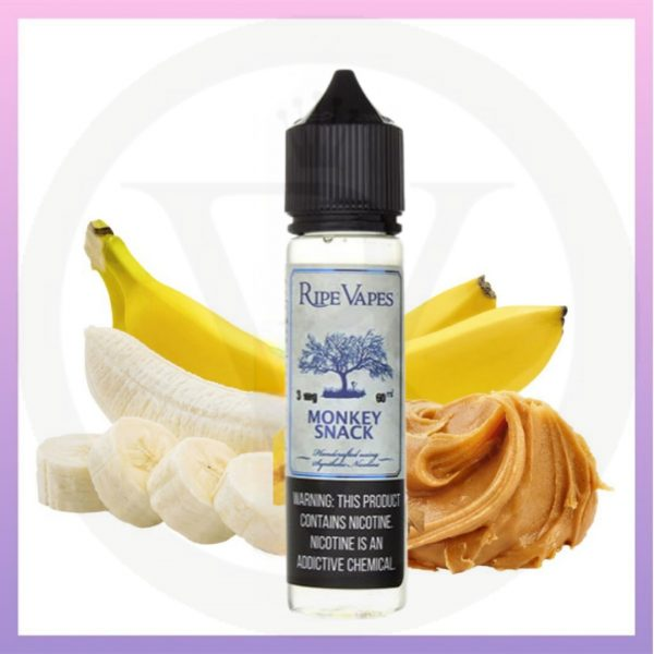 Monkey Snack by Ripe Vapes