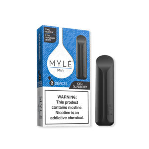 BEST CHEAP MYLÉ Mini – Iced Quad Berry Device new