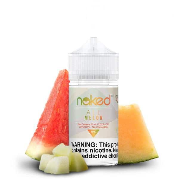 ALL MELON – NAKED 100 – 60ML