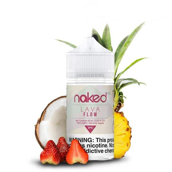 LAVA FLOW – NAKED 100 – 60ML