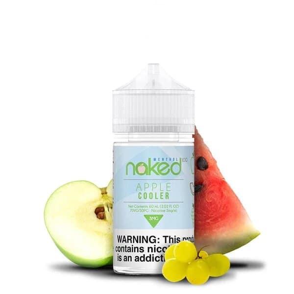 APPLE COOLER – NAKED 100 E-LIQUID – 60ML