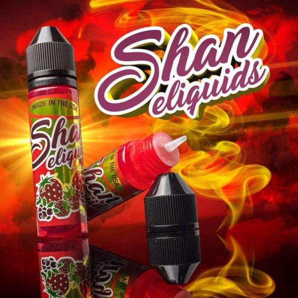 SHAN BY SHAN E-LIQUID- 60ML
