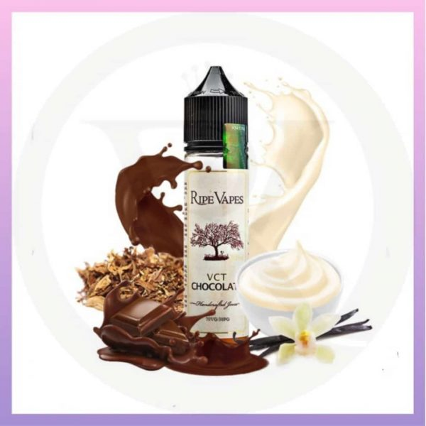 VCT Chocolate BY RIPE VAPES 60ml