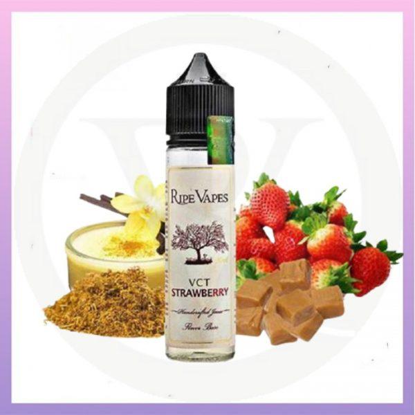 VCT Strawberry by Ripe Vapes