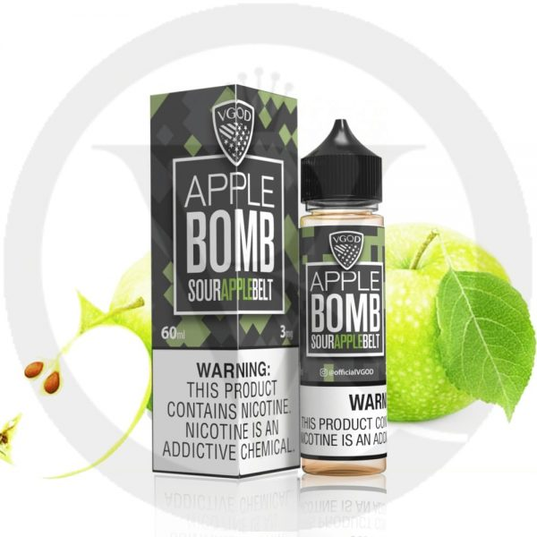 Vgod Apple Bomb 60ml