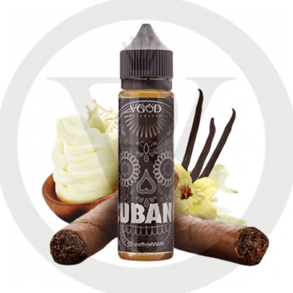 Vgod Cubano Brown 60ml best online shop UAE