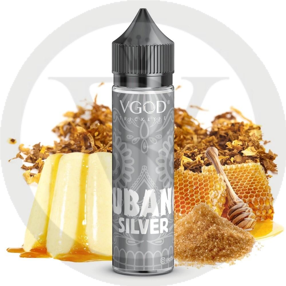 Vgod Cubano silver 60ml