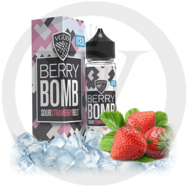 Vgod Iced Berry Bomb 60ml