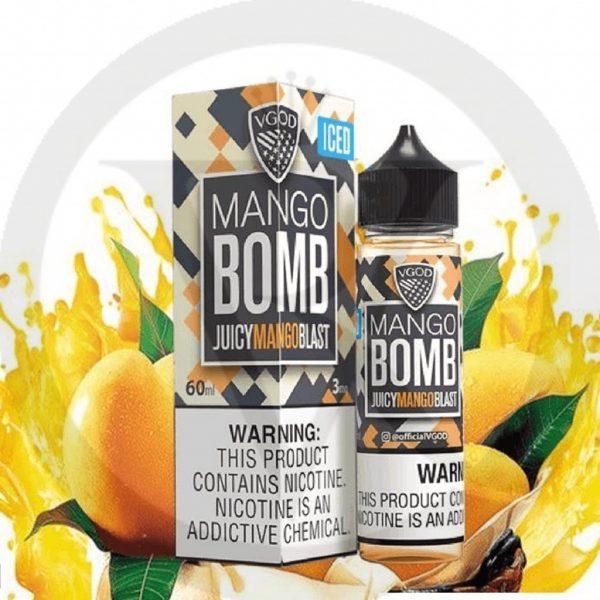 Vgod Iced Mango Bomb 60ml
