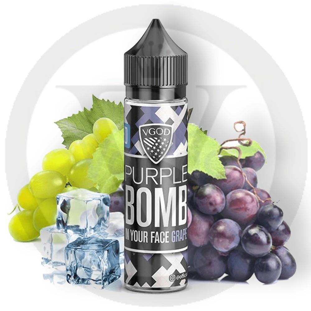 Vgod Iced Purple Bomb 60ml