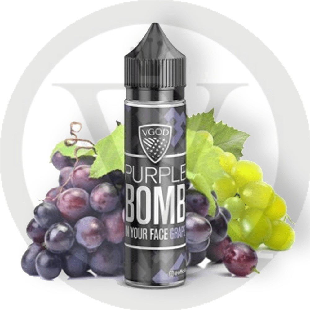 Vgod Purple Bomb 60ml