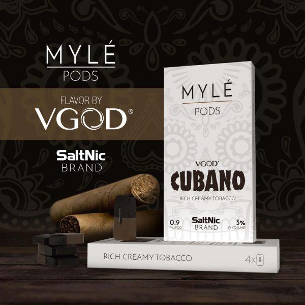 MYLE PODS – CUBANO