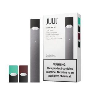 JUUL PODs: Best Juul Starter Kit with 2 Pods in UAE