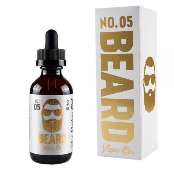 BEARD VAPE CO. NO.05 – 60ML EDITION