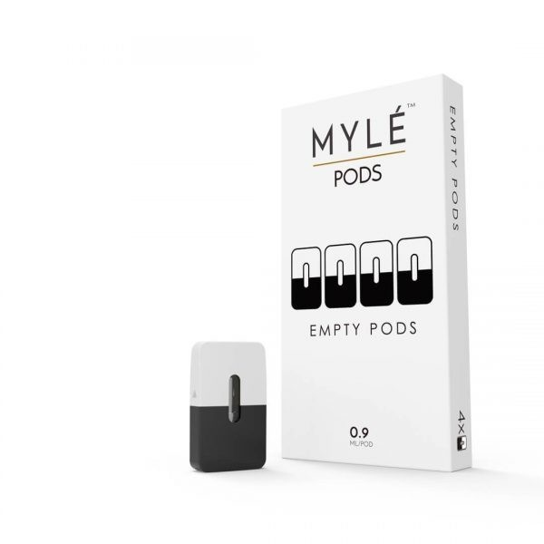 EMPTY PODS BY MYLE