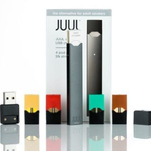 Juul Pod System Kit With Pod Pack in Dubai