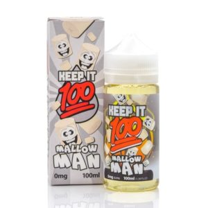 MALLOW MAN – KEEP IT 100 E-LIQUID – 100ML