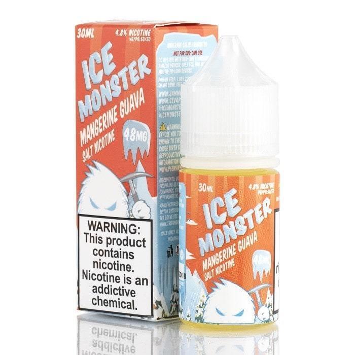 MANGERINE GUAVA – ICE MONSTER SALTS E-LIQUID – 30ML