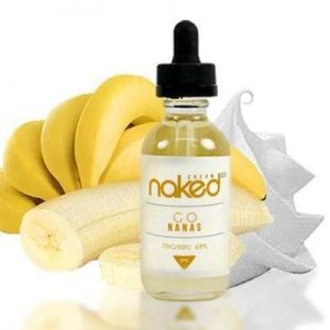 GO NANAS – NAKED 100 CREAM – 60ML