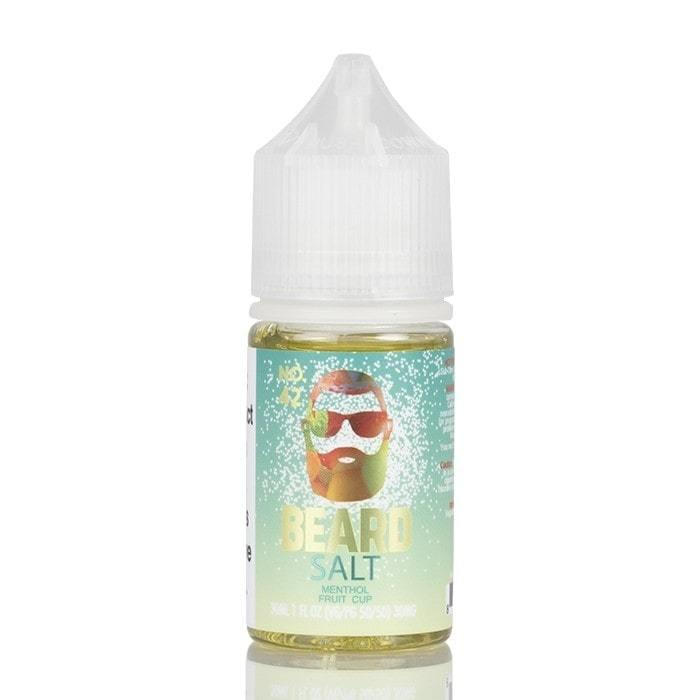 NO. 42 – BEARD SALTS E-LIQUID – 30ML