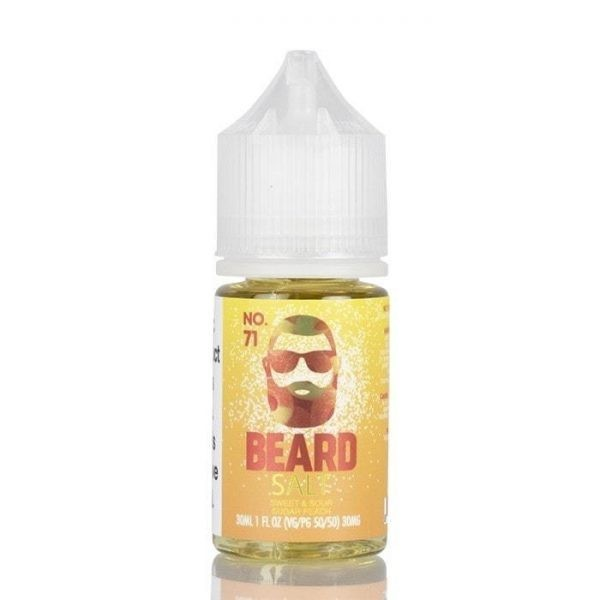 NO. 71 – BEARD SALTS E-LIQUID – 30ML
