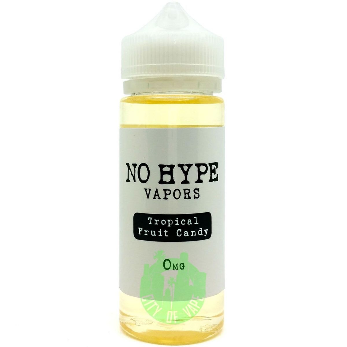 TROPICAL FRUIT CANDY BY NO HYPE VAPORS 120ML