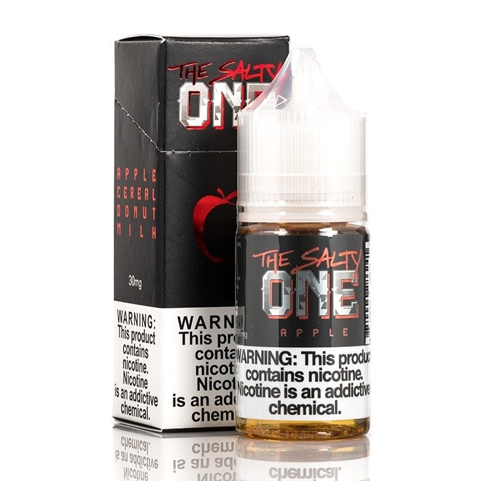 THE SALTY ONE APPLE BY BEARD VAPE CO. 30ML