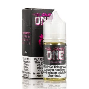 THE SALTY ONE STRAWBERRY BY BEARD VAPE CO. 30ML