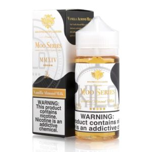 VANILLA ALMOND MILK BY KILO MOO SERIES 100ML