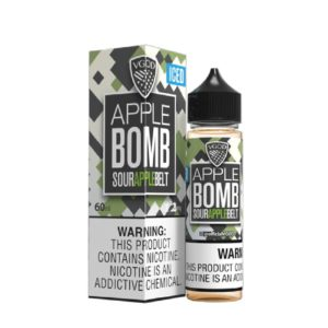 VGOD ICED APPLE BOMB IN DUBAI E-LIQUID 60ML