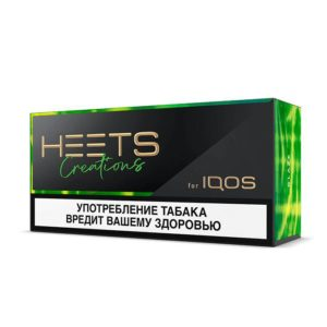 Heets Creation Glaze – New Limited Edition Heated Sticks – Russian