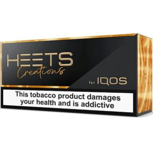 Heets Creation Noor – New Limited Edition Heated Sticks – Russian
