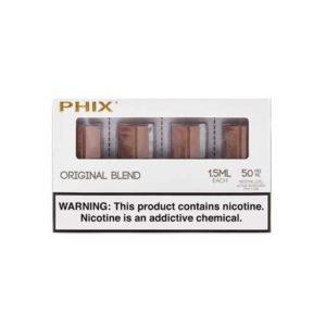 Original Tobacco Phix Replacement Pods – Phix