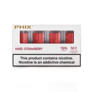 PHIX POD: Best Hard Strawberry Phix Replacement Pods