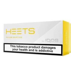 BEST IQOS HEETS DUBAI YELLOW SELECTION (10pack) in Dubai