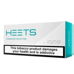 BEST IQOS HEETS DUBAI TURQUOISE SELECTION (10pack)