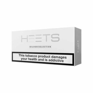 BEST IQOS HEETS Silver Selection (10pack)