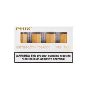 Butterscotch Phix Replacement Pods – Phix