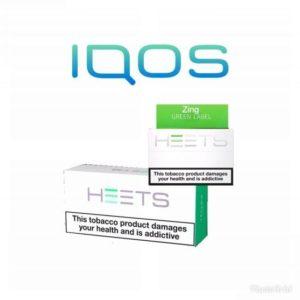 IQOS HEETS : Best IQOS HEETS ZING LABEL