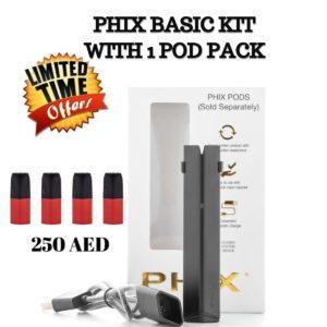 PHIX KIT: Best PHIX Basic Kit With One Pod Pack in Dubai