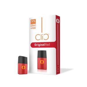 ORGINIAL RED POD BY CLIC
